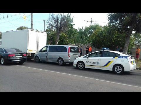 Патрульные полицейские задержали пьяного водителя Мерседеса в Житомире - zhzh.info