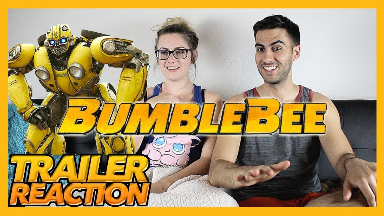 Bumblebee Official Trailer Reaction Sensory Deprivation