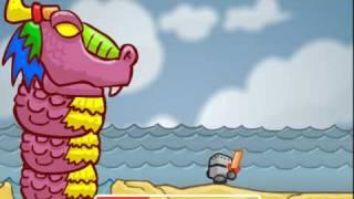 Chibi Knight Part 3: Island Beast