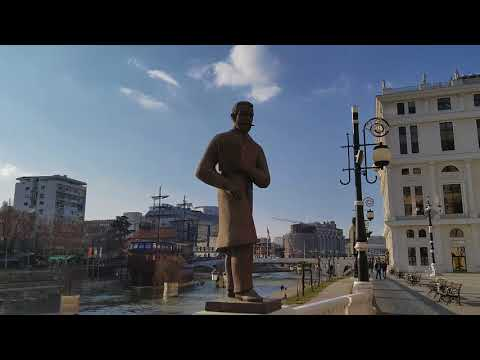 Ever Been to Skopje, Macedonia? You should!