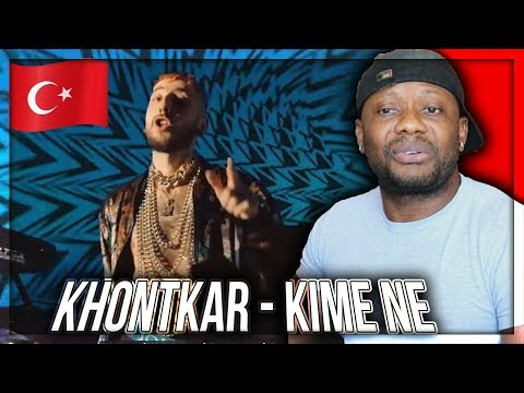 Khontkar - Kime Ne   Official Video - TURKISH RAP/TRAP MUSIC REACTION!!!
