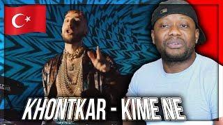 Khontkar - Kime Ne |   - TURKISH RAP/TRAP MUSIC REACTION!!!