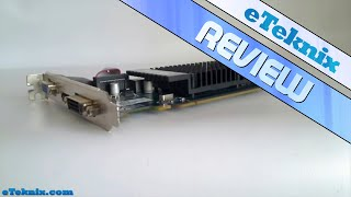 his radeon hd 5450 1gb graphics card video review