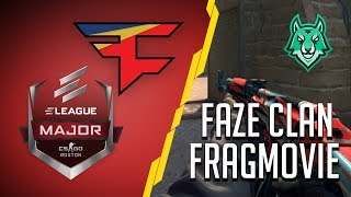CS:GO Faze Clan Fragmovie at Eleague Boston 2018