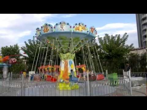 Sekolin River Lunapark Rides Turkey