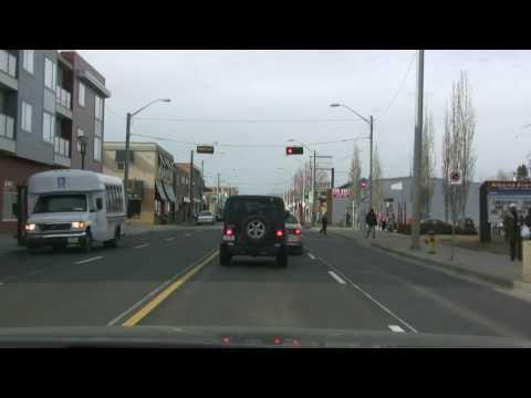 Driving Around Edmonton: Alberta (118th) Avenue