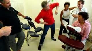 Formation massage amma assis et conférence par David Palmer
