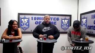 THE BAR EXAM Game Show S2 Episode 6 w/ Charlie Clips, Jaz the Rapper & Cortez (Winner
