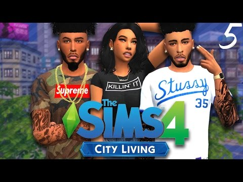 Let's Play: The Sims 4 - City Living - Part 5 | Karaoke Contest