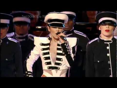 Cheryl Cole - Fight For This Love (Children In Need 2009)