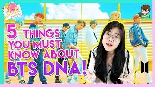 Video 5 Hal Yang Wajib Kamu Tahu Tentang BTS DNA ! - Jeli #1 download MP3, 3GP, MP4, WEBM, AVI, FLV Maret 2018
