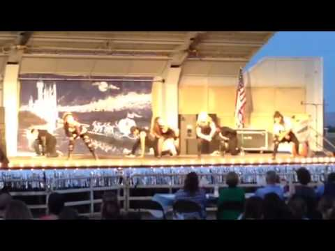 Miss Lassen County 2015 SheMales Dance