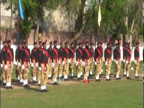 PassingOut Prade Walton 2012-2013 Pakistan Railway Police (Part 1)