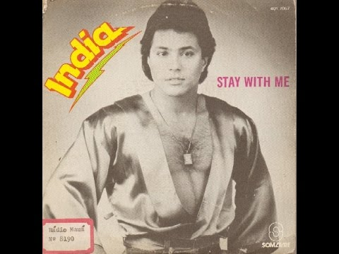 India - Stay With Me (Long Version) 1984