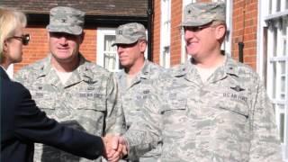 Brigadier General Douglas A  Cox