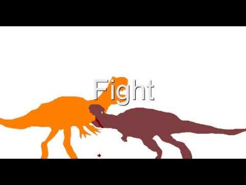 MDF-Megalosaurus vs Neovenator
