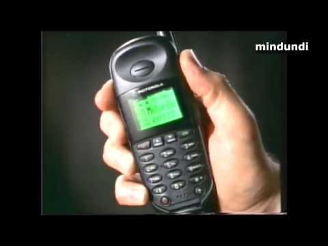 1999 Motorola  Tus Alas  Pager, phones, móviles  Publicidad España Spain Commercial Ads