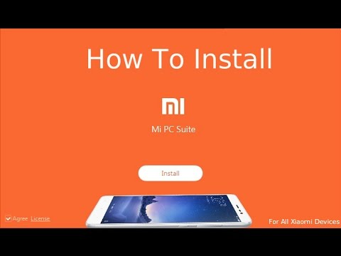 How To Install Mi Pc Suite -(The Official Mi Desktop Client)