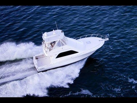 40' 2007 Cabo Yachts 40 Flybridge Sportfish