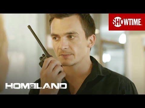 Homeland Season 4: Episode 9 Clip - I'll Keep My Eyes Open
