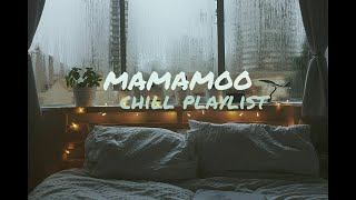 mamamoo : chill playlist for studying
