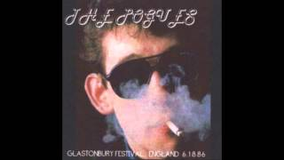 The Pogues - Wild Cats Of Kilkenny - Glastonbury 1986