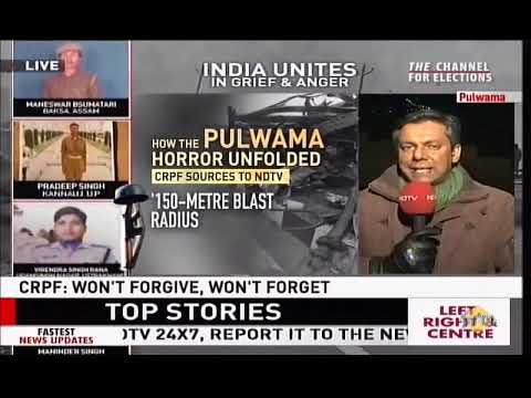 NDTV 24x7 - India Unites in Grief and Anger (featuring G Parthasarathy)