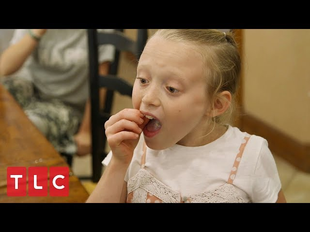 Counting Lost Duggar Baby Teeth | Counting On