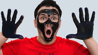 My face and my hands are black - Ulya LiveShow ,وجهي ويدي سوداء