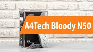 a4 Tech Bloody N50 Unboxing