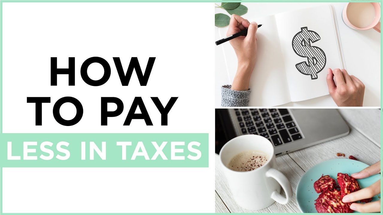 5 Ways To Legally Pay Less In Taxes | The 3-Minute Guide