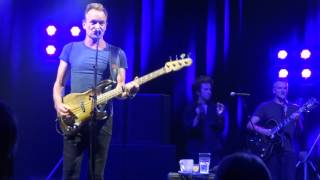 Sting – One Fine Day @ MGM National Harbor in Maryland 3/12/2017