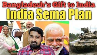 India Sema Plan | Bangladesh gifts India | Tamil | Siddhu Mohan