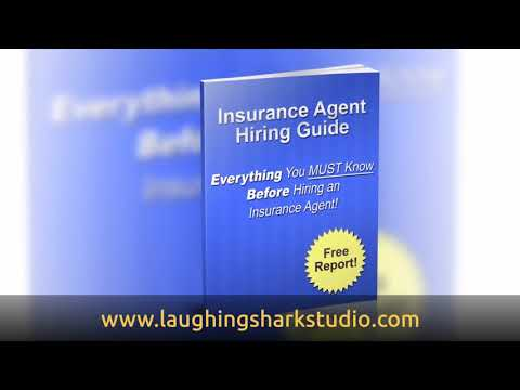 Insurance Agent Powerpoint Explainer Lead Generation Marketing Video America USA Voice Over