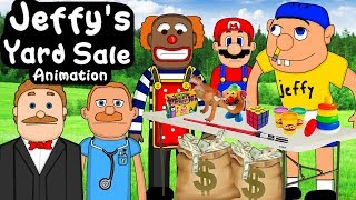 SML Movie: Jeffy's Yard Sale! Animation