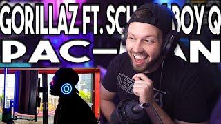 "SUPPORTER SATURDAY ""Gorillaz - PAC-MAN ft. ScHoolboy Q (Episode Five)"" | Newova's FIRST REACTION!!"