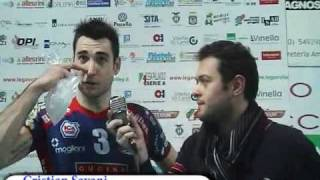 16-02-2011: Intervista a Cristian Savani nel post NewMater-Lube