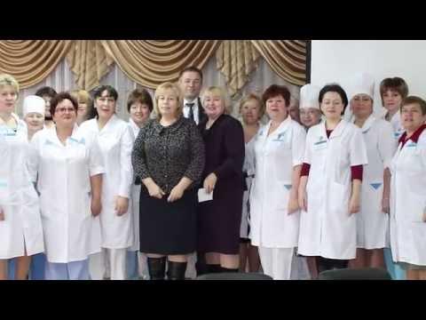 Зухра Галимова. Старшая медсестра горбольницы #5. Наб. Челны.