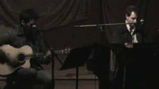 Mike Burns, Joel - 3/28/08 Guitar Merchant - The Verity Room