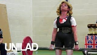The Powerlifting Granny   UNILAD - Original Documentary