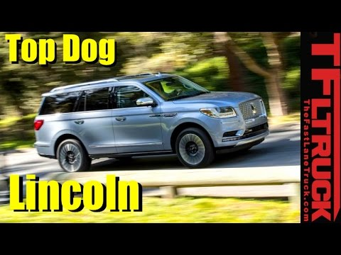 2018 Lincoln Navigator: Everything You Ever Wanted to Know New Aluminum Lincoln