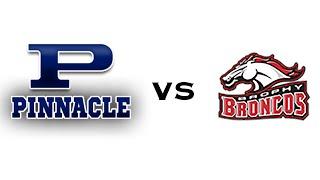 Pinnacle vs. Brophy