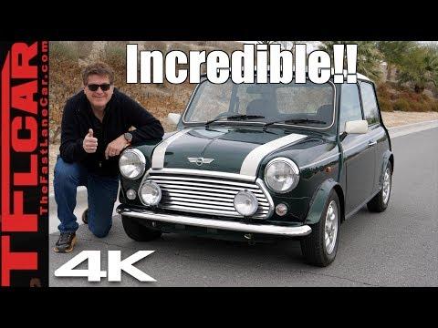 The Most Fun We've Had in a Car All Year! 1999 Classic Mini Cooper