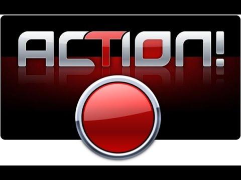 видео: Как записывать ролики в mirillis action Как монтировать ролики в camtasia studio