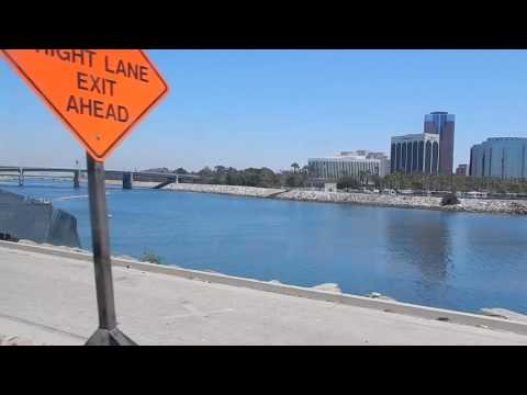 Long Beach free bus (Passport) riding - Northbound