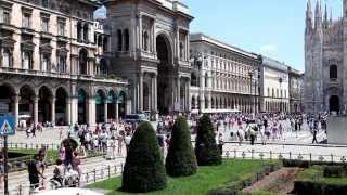 Milan, Italia.Путешествие по Милану(, 2011-11-20T09:08:15.000Z)
