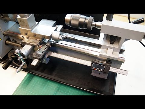 How To Make Cheapest Dro [digital Readout] For Mini Lathe 7x10, Easy Way