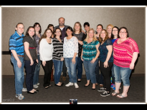 Scott Adsit and family photos with friends and relatives