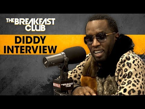 Diddy Speaks On New Energy, 50 Cent, Mase, 'The Four' + More