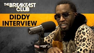 Diddy Speaks On New Energy 50 Cent Mase The Four  More